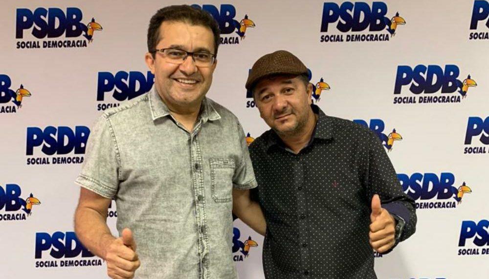 ELEIÇÕES 2020 / PSDB quer Pedrinho do Povo como pré candidato a prefeito de Ponte Alta do Tocantins