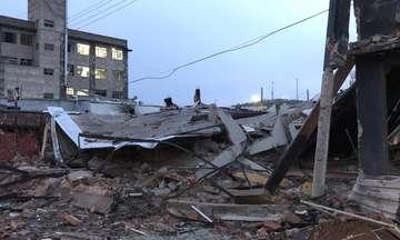 Grande explosão mata padeiro em MG. Estabelecimento ficou destruído; VEJA VÍDEO