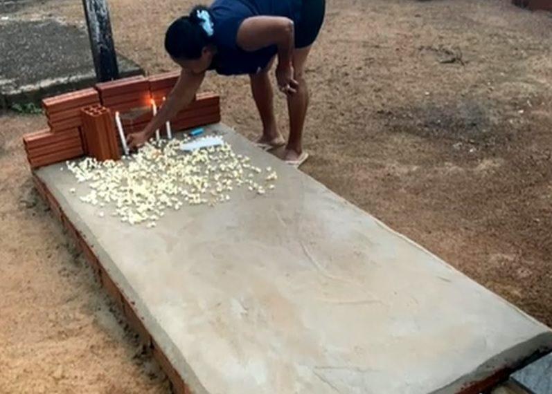 Mesmo com garantia constitucional de livre manifestação religiosa, umbandistas são hostilizados em cemitério de Nova Rosalândia