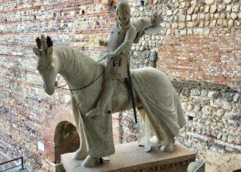 Statua equestre di Cangrande