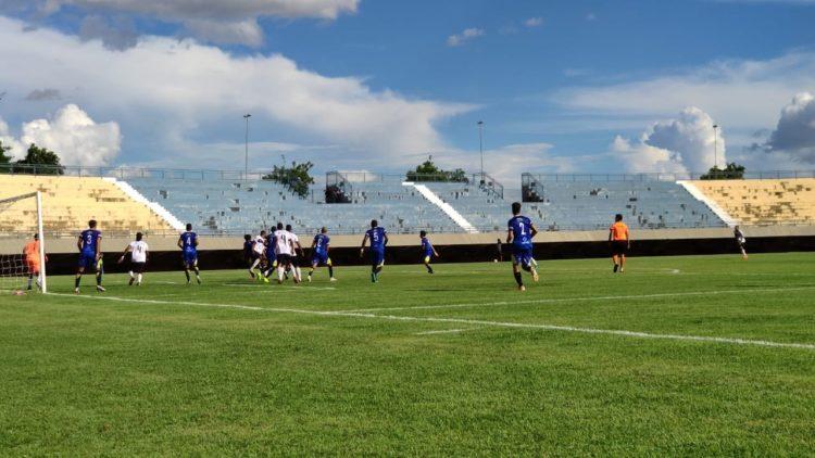 Palmas vence o Capital por 1 a 0 e volta ao primeiro lugar na tabela — Foto: Ascom/ Capital