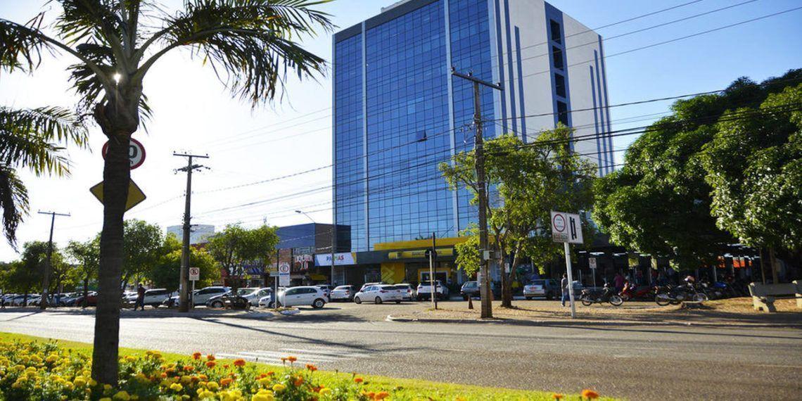 Prefeitura de Palmas. Foto: Divulgação.