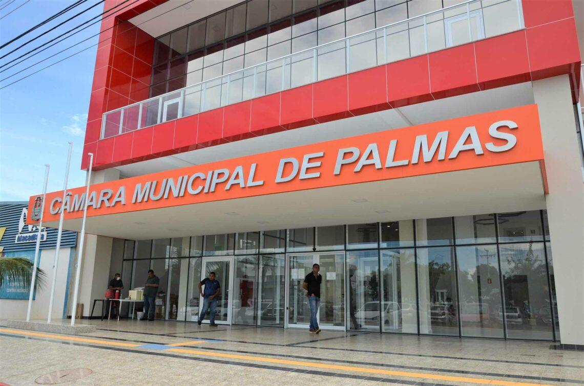 Foto: Câmara Municipal de Palmas.