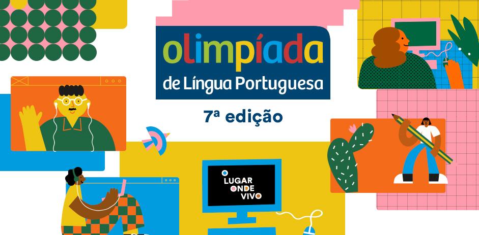 Podem participar da Olimpíada de Língua Portuguesa alunos do 5º ano do ensino fundamental à 3ª série do ensino médio