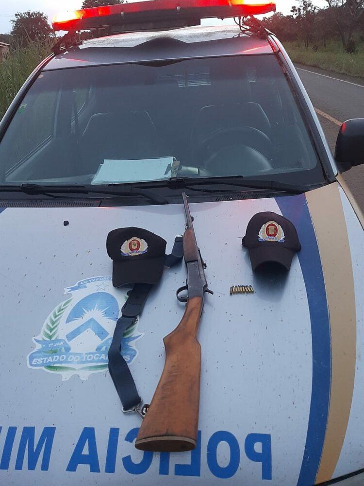 Foto: 2º BPM/Polícia Militar do Tocantins